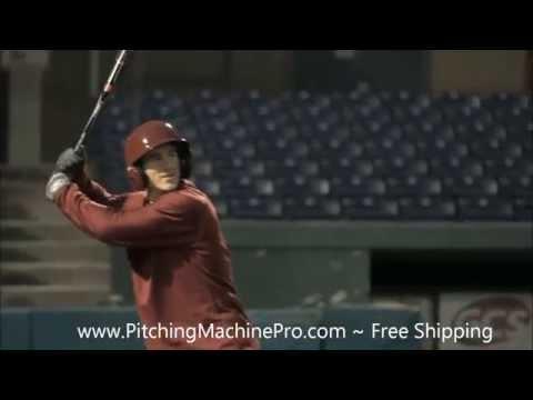 Rawlings Pro Line 3 Wheel Baseball Softball Pitching Machine