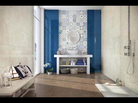 ure enje kupatila u mediteranskom stilu atlas concorde matheria plo ice youtube. Black Bedroom Furniture Sets. Home Design Ideas