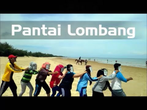 Out Bound di Pantai Lombang Sumenep - Madura | Kenca Palotan Kanca Taretan