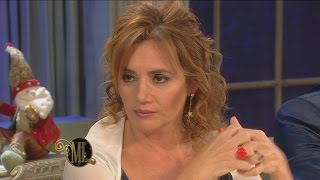 """La noche de Mirtha 2014 - Nancy Pazos: """"No puedo ver las revistas del casamiento de Santilli"""""""