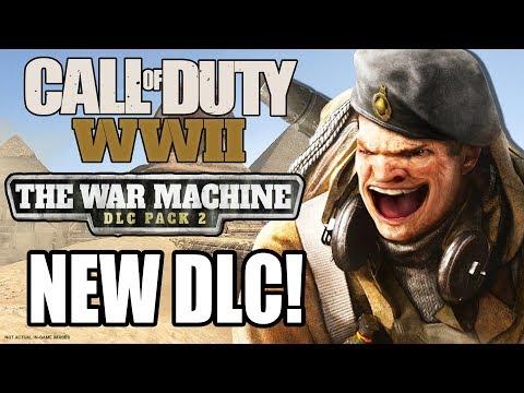 BRAND NEW COD WW2 DLC!!! | Funny Call of Duty World War II Gameplay