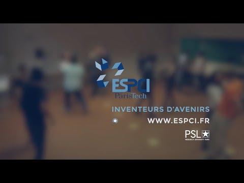 One day at ESPCI Paris