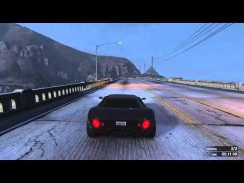 GTA V Racing - Bullet GT Racing Series II