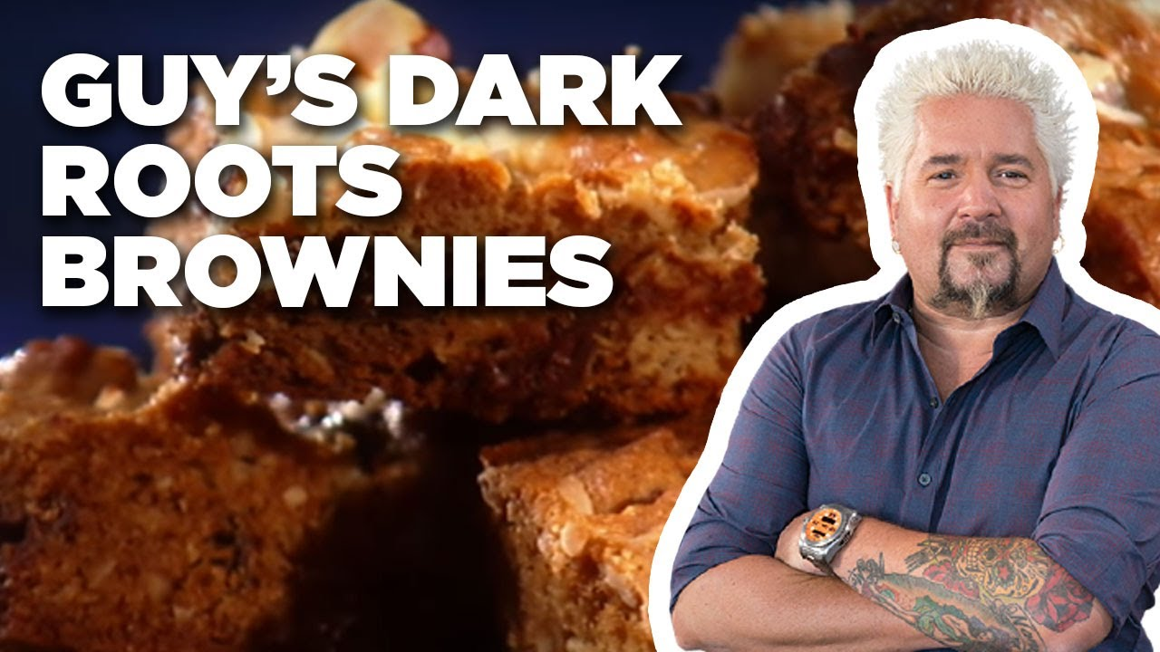 Guys blonde with dark roots brownies food network youtube guys blonde with dark roots brownies food network forumfinder Choice Image