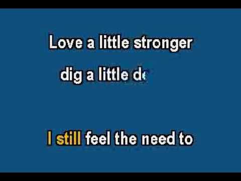 PR9056 12   Love A Little Stronger   Diamond Rio