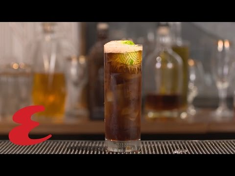 Kelvin Uffre's Favorite Cocktail: The Cuba Libre