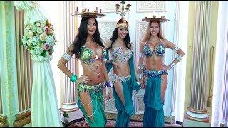 LINDA SHOW Восточное шоу на свадьбе, ресторан Орхидея