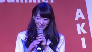 【コスプレファッションSHOW出演者】 浦えりか・永井里菜・高崎聖子・菜...