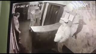 Появилось видео стрельбы в ночном клубе в Кузбассе
