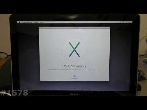 Как установить mac os с флешки из под windows