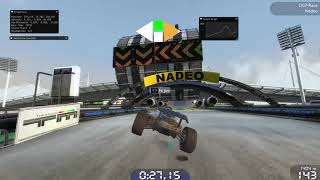 [TAS] TrackMania Forever D07-Race - 44.17