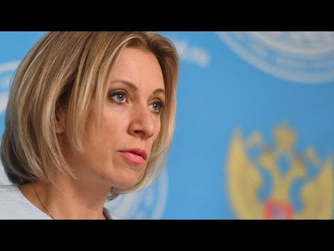 Russian FM spokesperson weekly media briefing