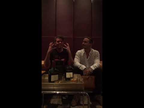 J Balvin & Perez Hilton! Super Fun Chat!!