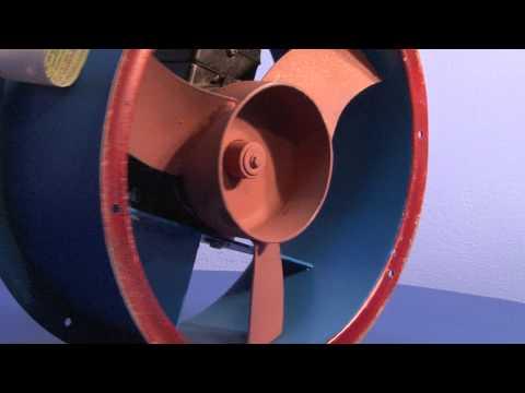 Вентилятор осевой ВО-06-300 № 3,15