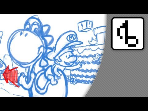 Baby Mario & Papa Yoshi: THE LOST DEMO - Brentalfloss