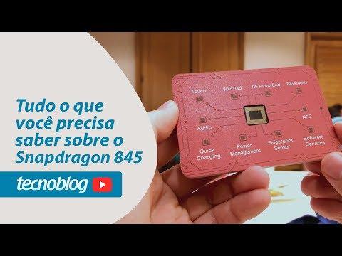 Tudo o que você precisa saber sobre o Snapdragon 845