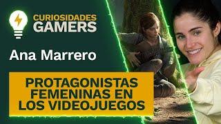 Protagonistas femeninas en los videojuegos   Curiosidades Gamers Ana Marrero X San Miguel