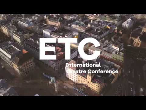 ETC International Theatre Conference Teaser - Oslo 2018