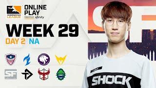 Overwatch League 2020 Season   Week 29   NA Day 2