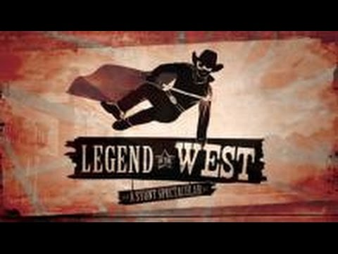 Six Flags America Legend of the West August 3, 2016