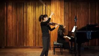 Rehearsal - Hubay Carmen Fantasy フバイ カルメンファンタジー