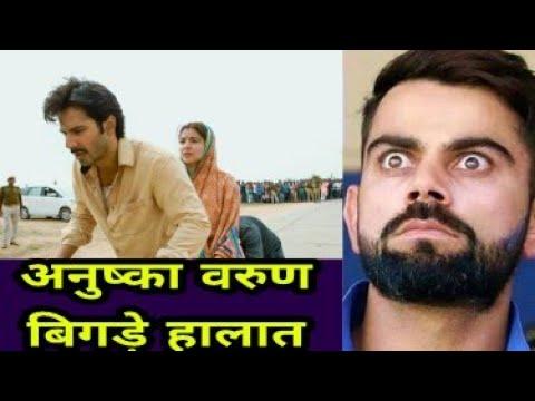 Varun Dhawan rides bicycle for 10 hours with Anushka Sharma as pillion,Varun Dhawan And Anushka