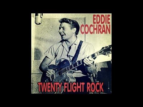 Eddie Cochran - Twenty Flight Rock - #HIGH QUALITY SOUND 1957