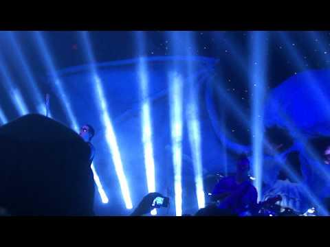 Avenged Sevenfold A Little Piece of Heaven Rockstar Energy Uproar Festival 2011 Spokane, Wa