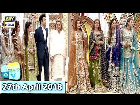 Good Morning Pakistan - 27th April 2018 - ARY Digital Show
