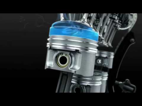Фото к видео: Nissan's 1.6 L DIG-T (Direct Injection Gasoline Turbo-charged) engine
