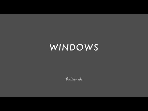 WINDOWS - Guitar Backing Track Play Along The Real Book Jazz Standard Bible 2