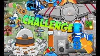 Bloons TD Battles - No Aim Challenge