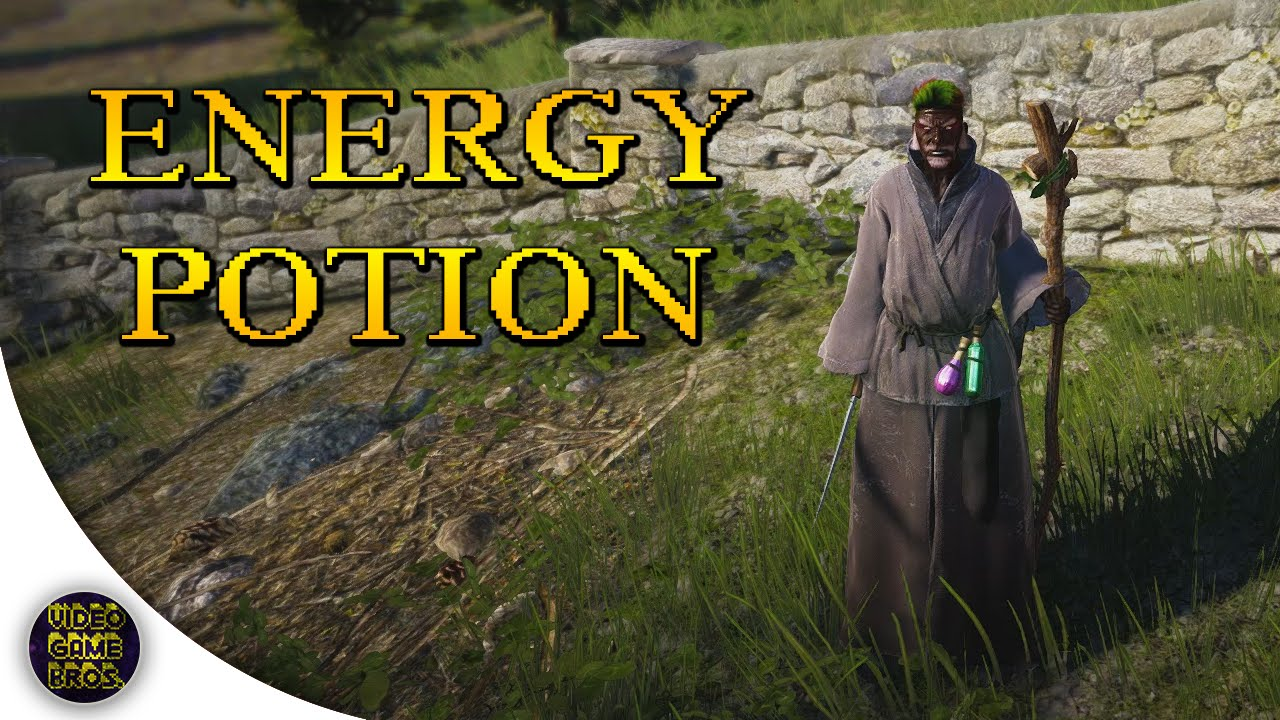 Black Desert Online - How to convert Energy into Energy Potions - How and  Why