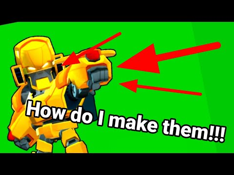 How To Make A Green Screen With Any Brawler!
