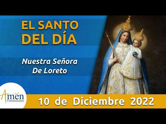 Nuestra Señora De Loreto l  l Martes 10 de Diciembre de 2019 l Padre Carlos Yepes