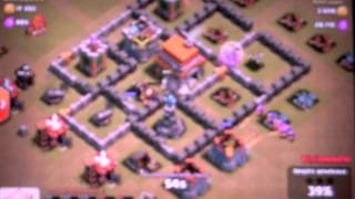 la pire guerre de clan de ma vie (Clash Of Clans)