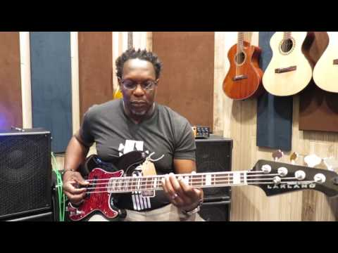Lakland Skyline Series Demo