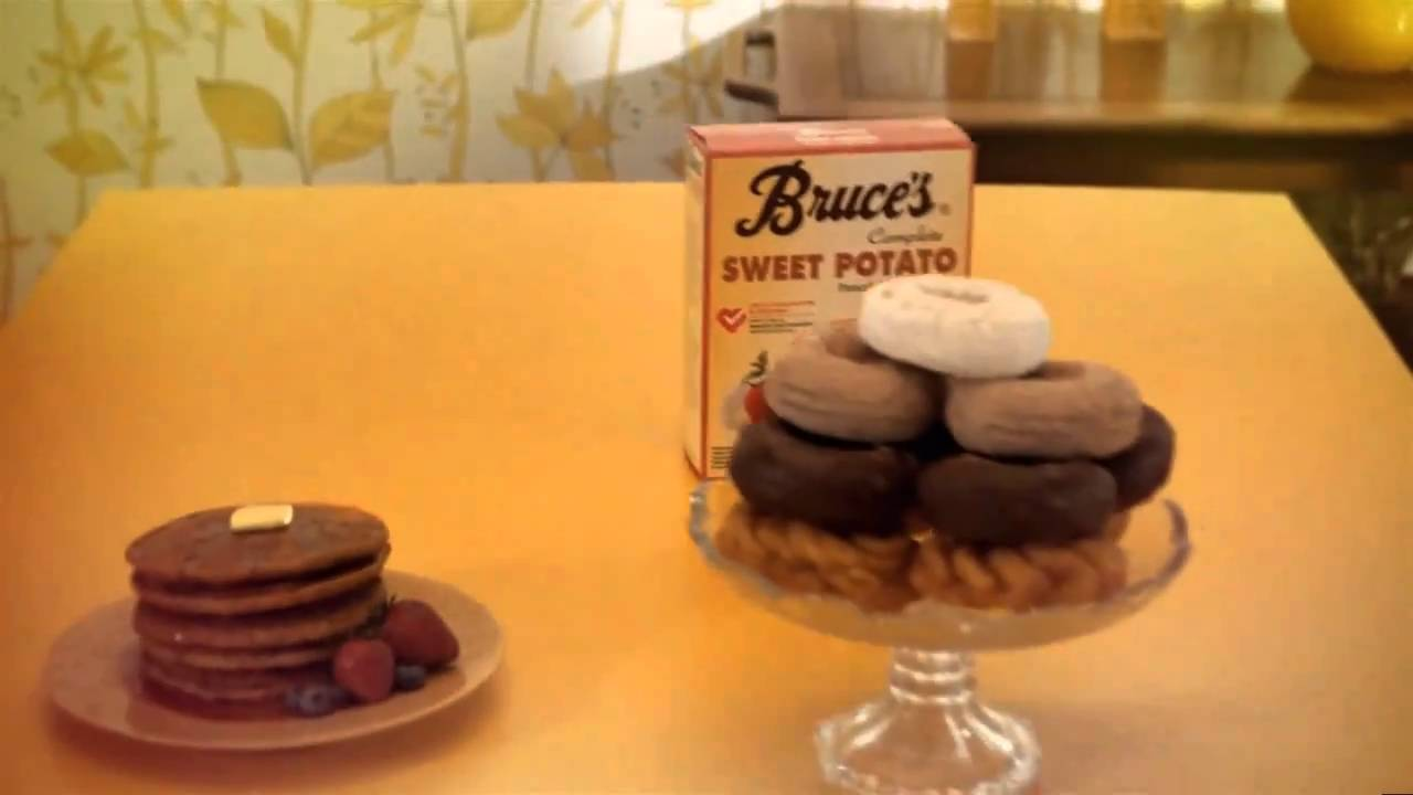 Bruces sweet potato pancakes sneak attack youtube bruces sweet potato pancakes sneak attack ccuart Images