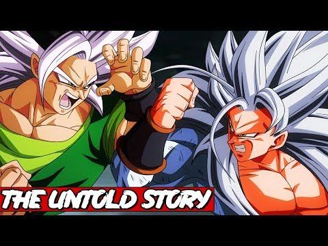 Dragon Ball AF Chapter 5: The Untold Story! Xicor Vs Broly And Vegeta! Goku Finally Returns To Earth