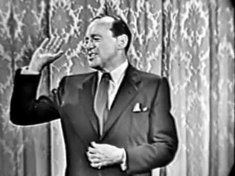 "1953-11-15 The Jack Benny Program ""Johnny Ray & Danny Thomas Show"" Season 4 Episode 4"