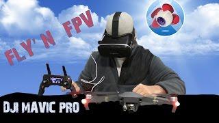 DJI MAVIC PRO - FLY