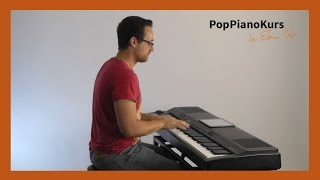 Marlon Roudette - When The Beat Drops Out - Piano Cover
