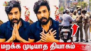 I can't say what I was afraid of – Vishnu Vishal | Chennai City Police | Tamil News | cineclipz.com