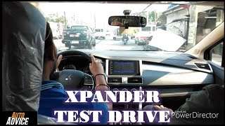 Xpander Test Drive Automatic 1.5 GLS  2018 In Philippines