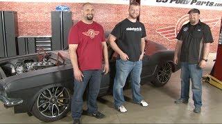 Mustang Project 50-30 Ridetech Update