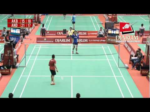 Andry Ilmiyawan (Jaya Raya Azikra) VS Akbar Bayu Saputra (Bintang P S)