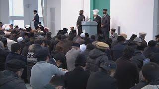 Fjalimi i xhumas 26-12-2014: Baza hyjnore e Xhematit Musliman Ahmedia dhe Xhelsa Salana