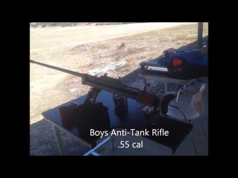 Boys Anti Tank Rifle