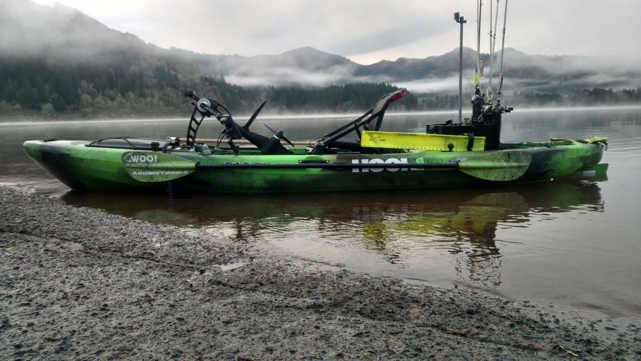 Native Titan Propel 13 5 Review | Pedal Kayaks | FishingTech