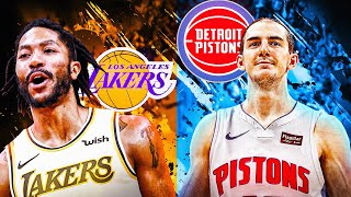 LAKERS DECLINE MEGA TRADE? HUGE DERRICK ROSE TO THE LAKERS UPDATE